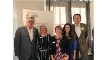 Sterling Networks launch in Malvern
